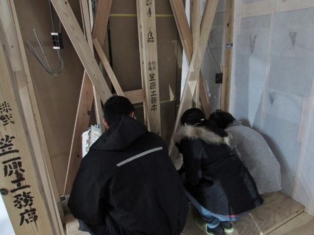 笠原工務店 構造見学会 葉山